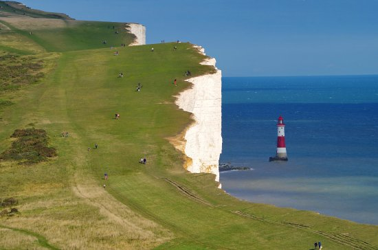 beachy head climb